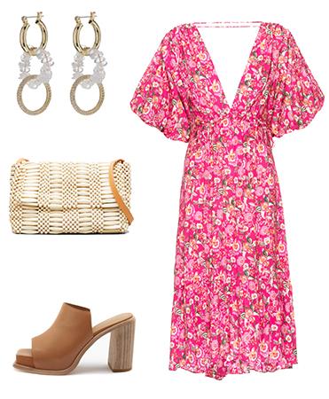 Misa Midi Dress Outfit Inspiration